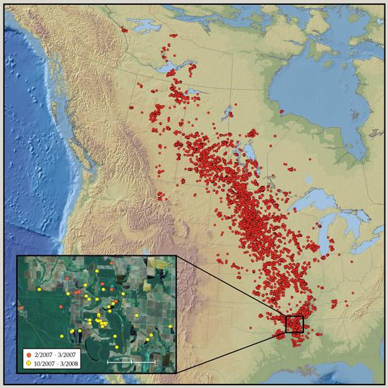 Idaho waterfowl migration report ohio