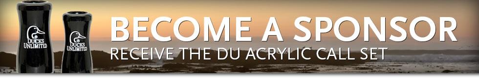 Become a DU Bronze Sponsor