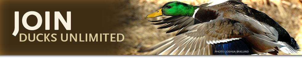 Join Ducks Unlimited
