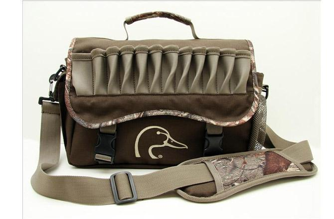 The New Compact And Rugged Ducks Unlimited Lock Load Bag Is Designed For Du Members All Their Hunting Needs Roomy Enough To Keep Your