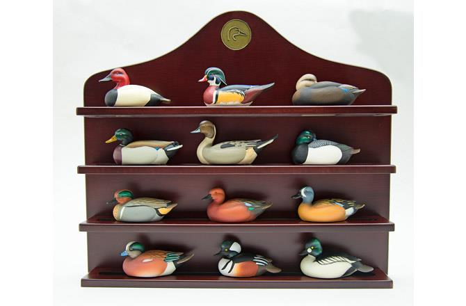 Donate 300 Or More And Receive The Brunet Decoy Collection Special Du Shelf