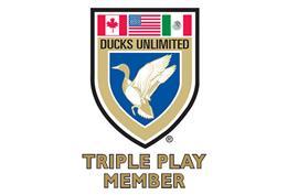 Ducks Unlimited Continental Triple Play Membership