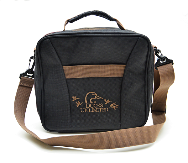 The Ducks Unlimited Rugged Field Tackle Bag
