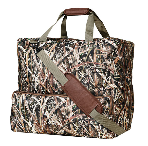 The Ducks Unlimited Camo Wader Boot Bag Is Designed With Waterfowler In Mind Generously Sized To Fit A Pair Of Neoprene Full Waders Plus Plenty