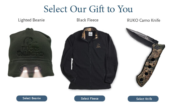 Join Du And Choose Your Gift