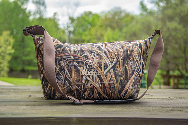 Camo Soft Cooler ~ Du camo cooler bag